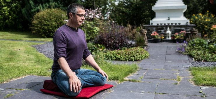 Buddhist Meditation Retreats in North Wales