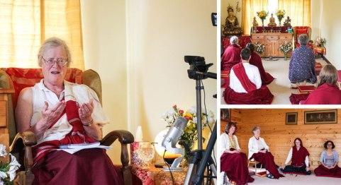 Meditation classes in Criccieth, Gwynedd North Wales