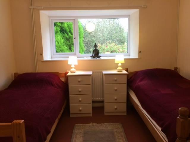 Buddhist retreat centre Gwynedd. North Wales