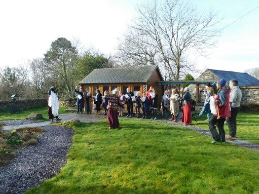 Buddhist meditation retreat centre Gwynedd north wales