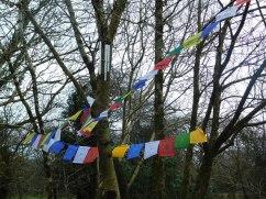 Tibetan Buddhist Prayer Flags Buddhist Centre North Wales
