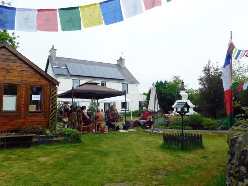 Tibetan Buddhist Meditation Centre Criccieth North Wales